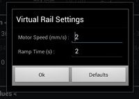 Android-Virtual Settings