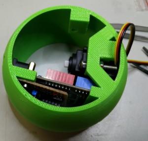 assembly-servo-step 2