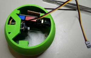 assembly-servo-step 3